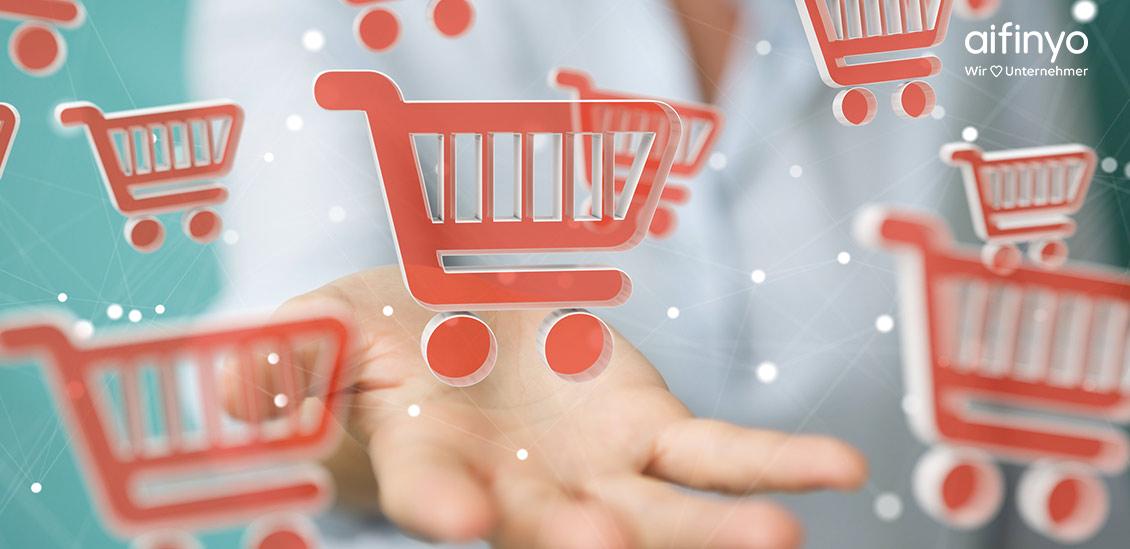 Marktplatzoptimierung für Online-Händler
