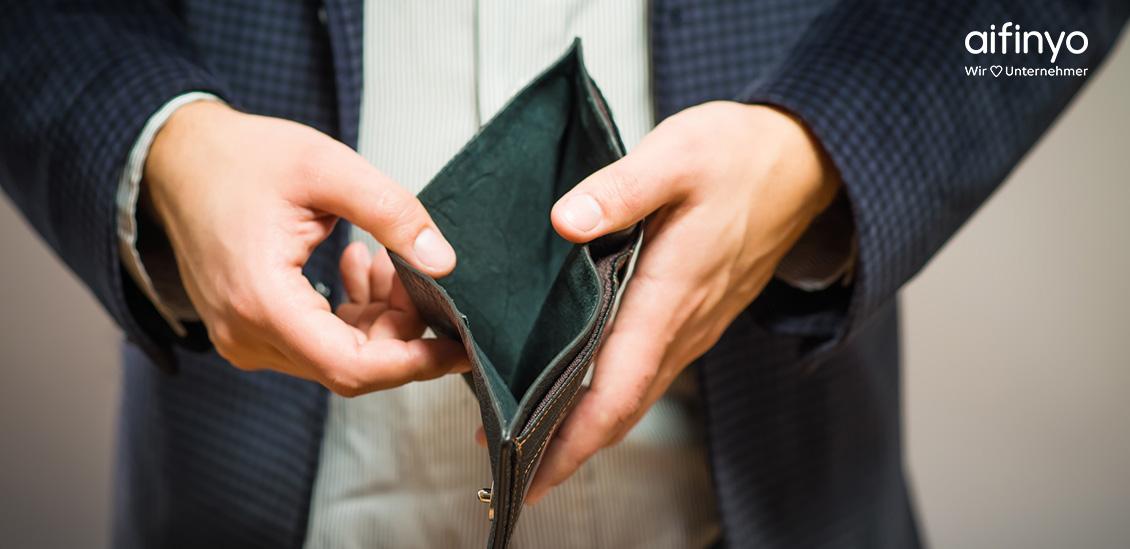 Mehr Zahlungsausfälle in 2019